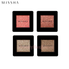 MISSHA Modern Shadow Glitter 1.8g~2.2g [NEW 2017]